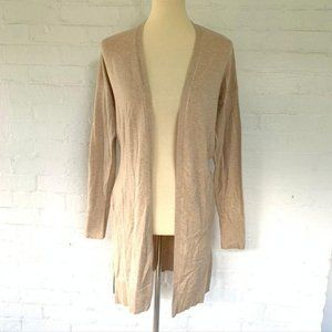 A New Day Cardigan Duster Cream Small